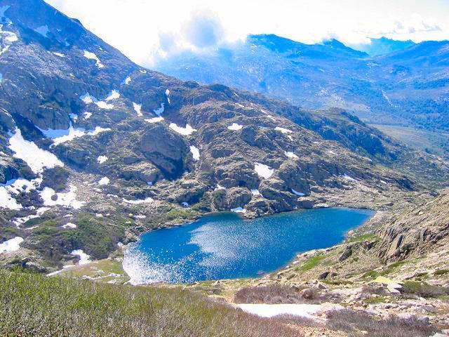 lac de goria