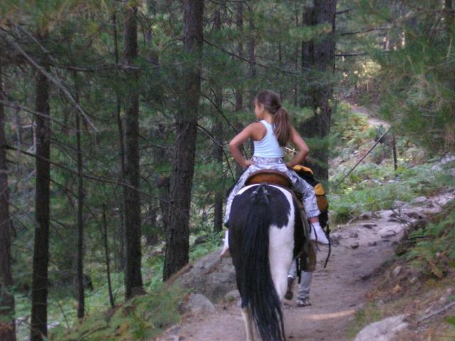 randonnée lac de Creno